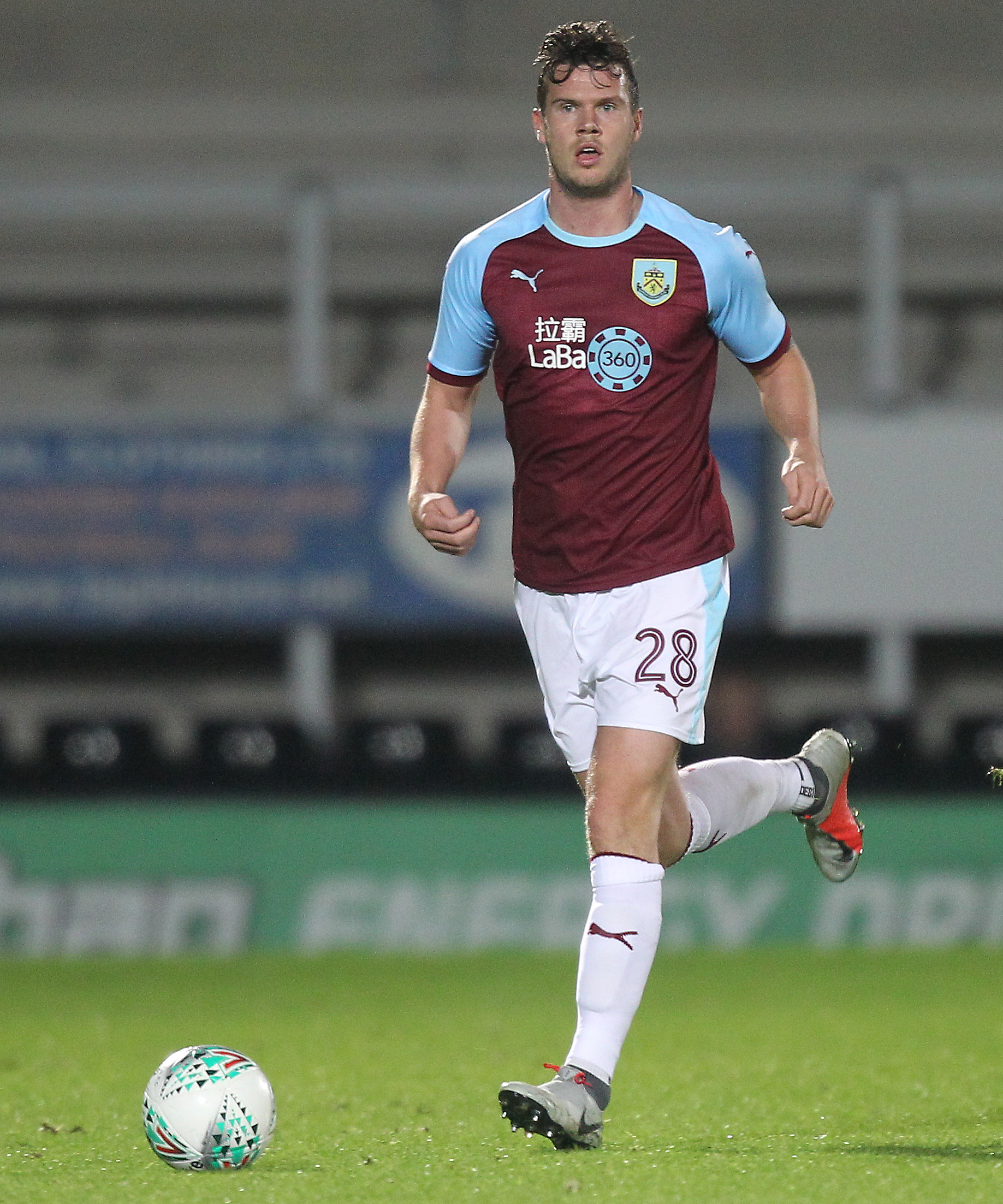 Burnley's Kevin Long