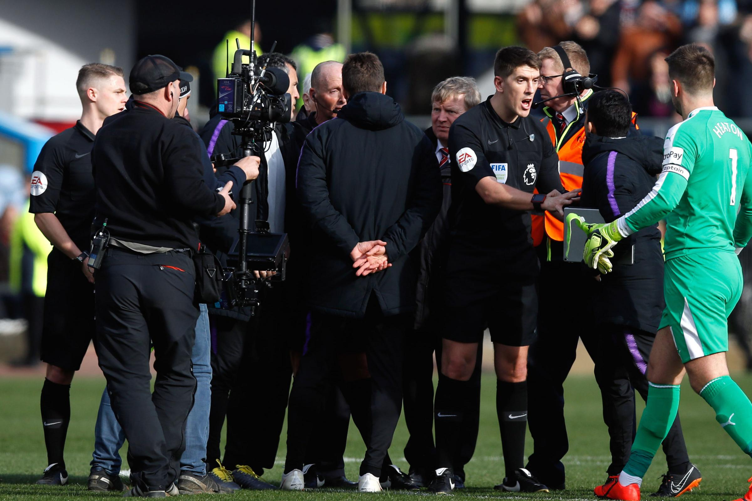 Why Tottenham manager Mauricio Pochettino was handed touchline ban for Burnley outburst