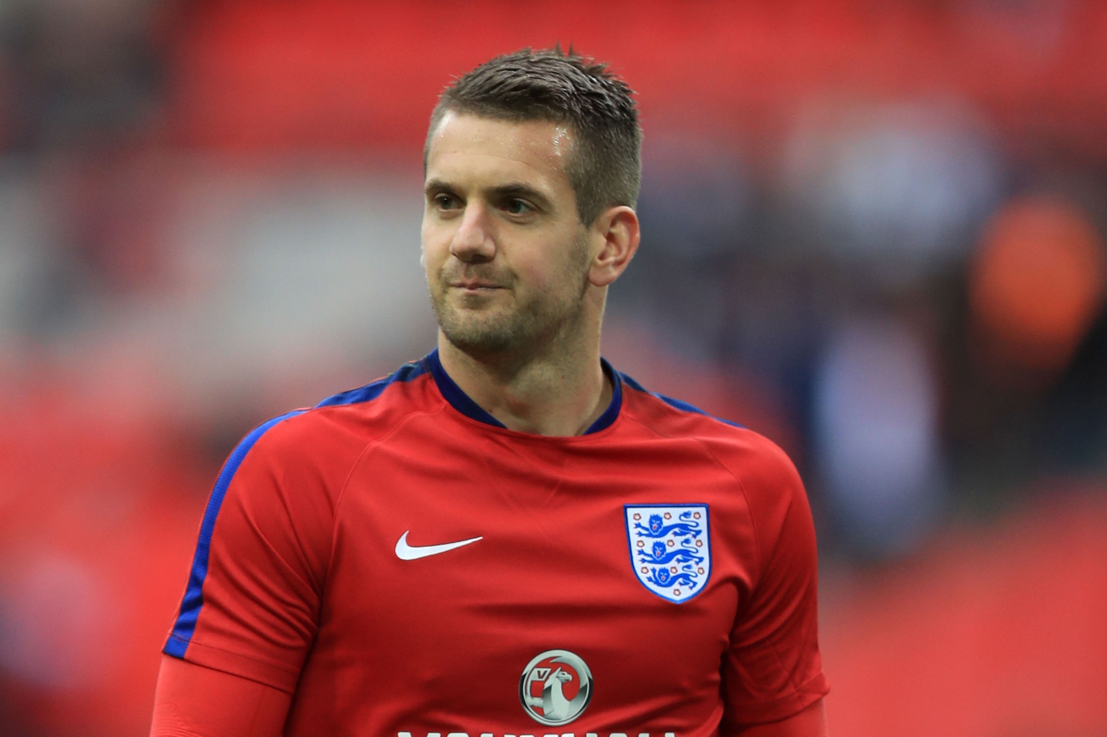 England boss on why he picked Tom Heaton and whether he will be Three Lions No.1