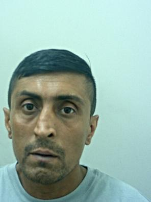 Atif Muhmood, who has been jailed for life at Preston Crown Court