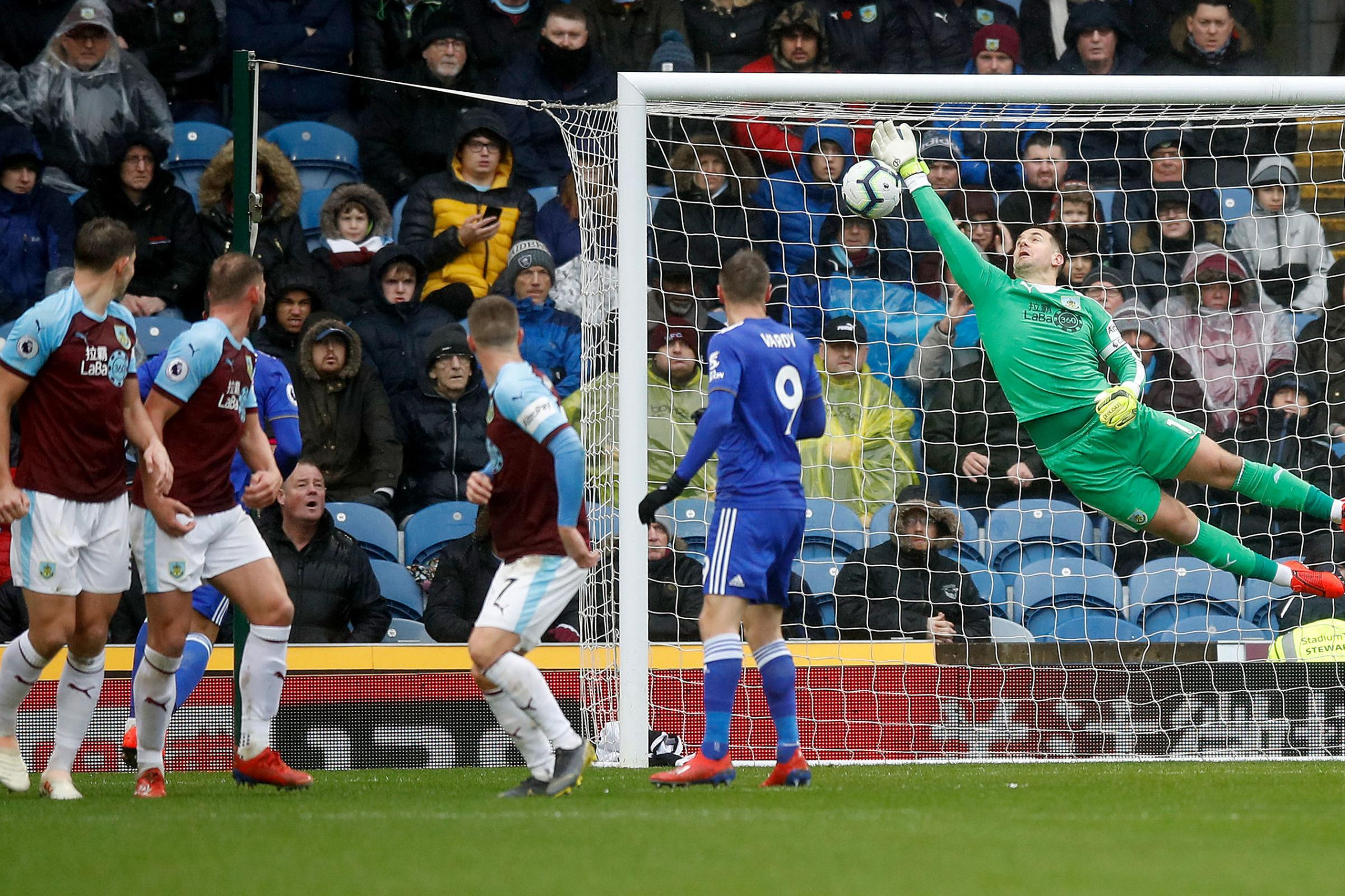 MATCH REPORT: Burnley 1 - 2 Leicester City