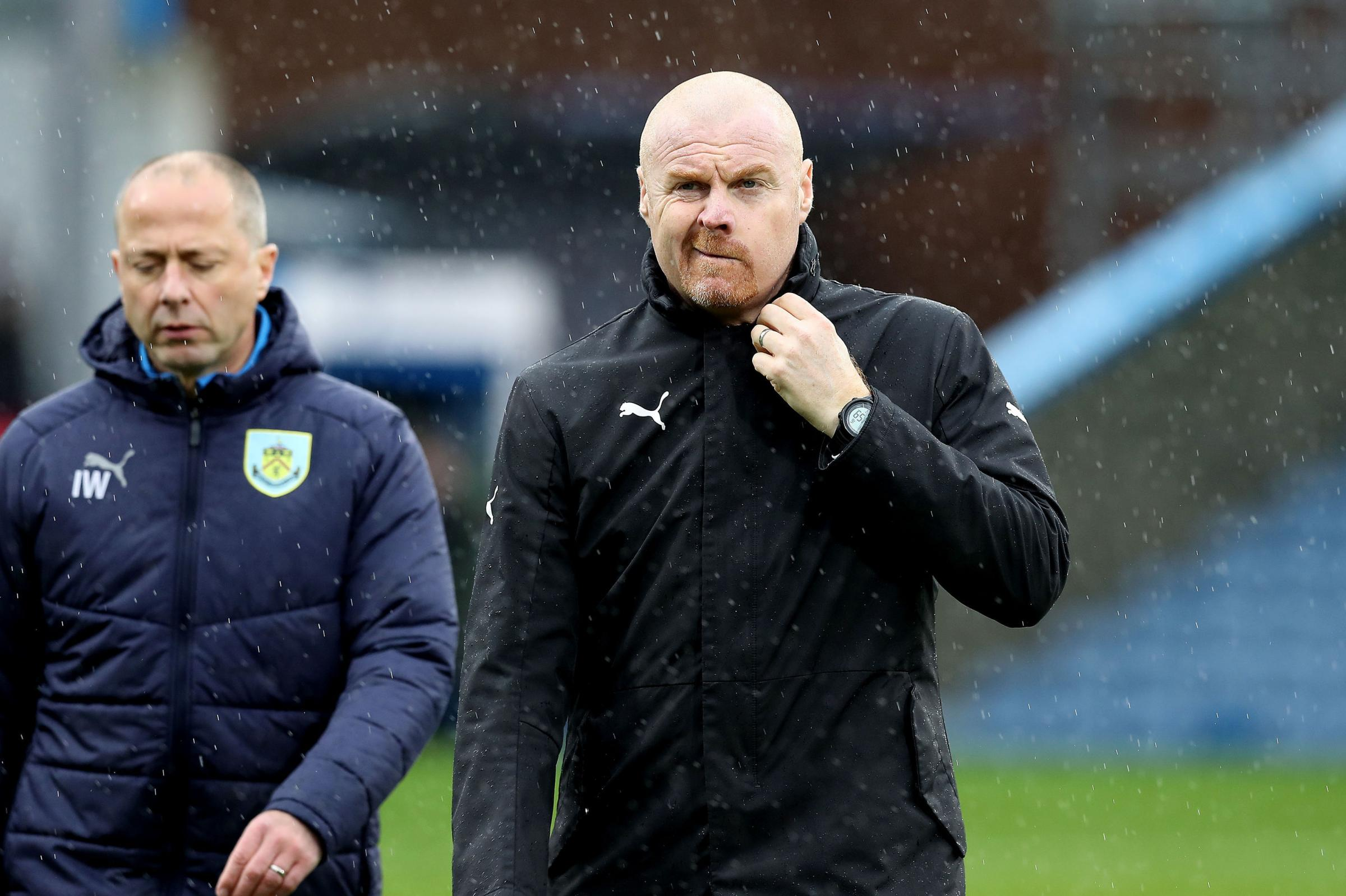 We lacked quality to break them down admits Clarets boss