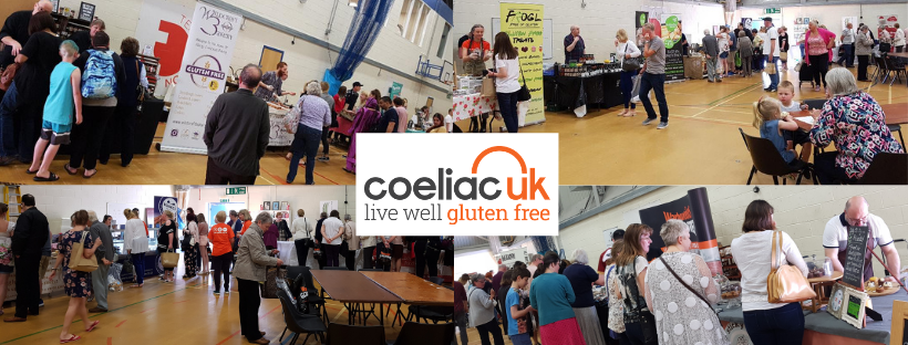 Preston & East Lancs Gluten Free Food Fair