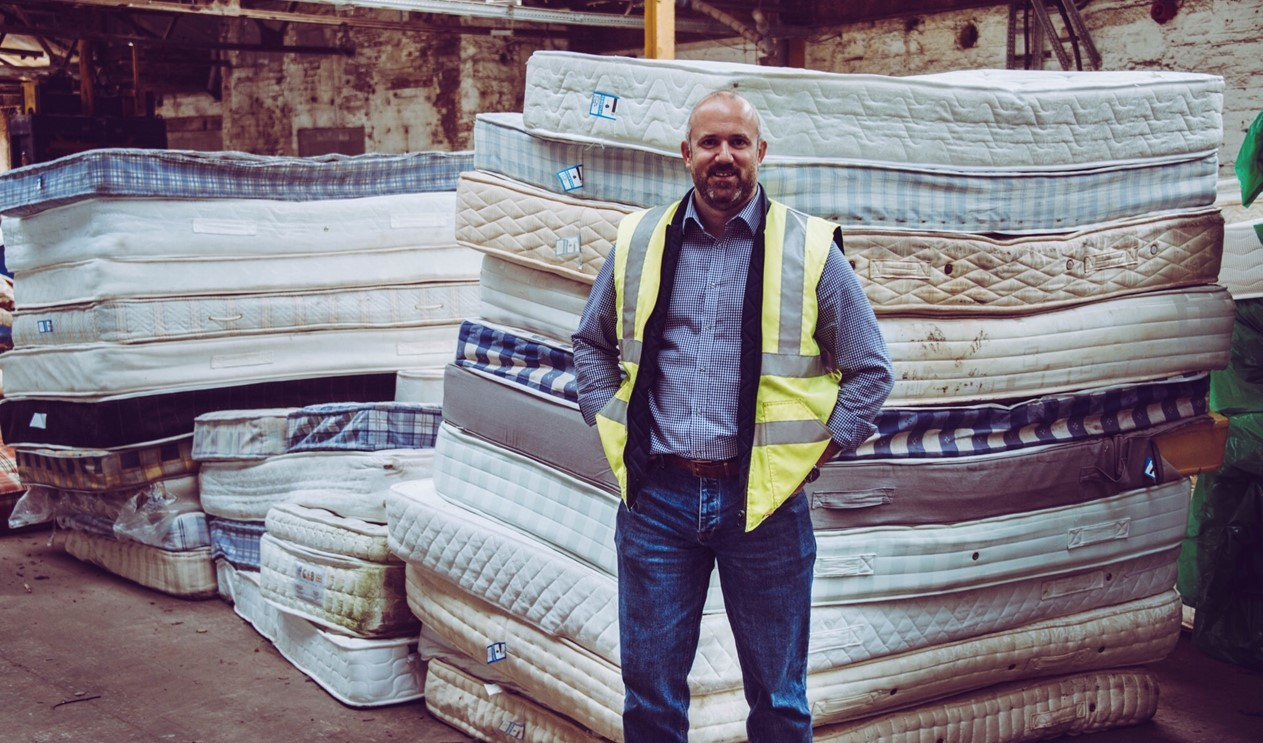 Global success for East Lancashire recycling firm