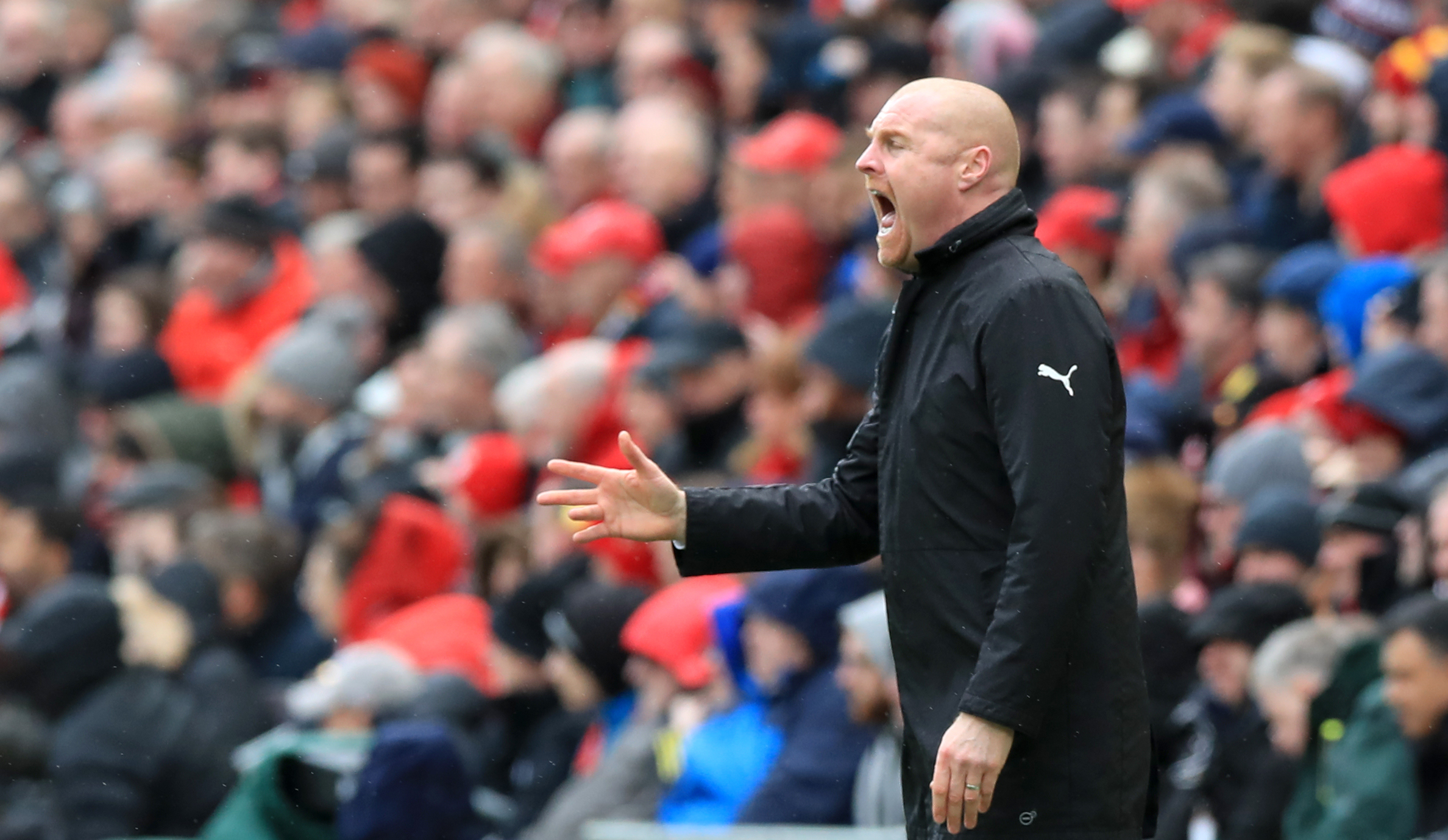 Burnley boss Sean Dyche says coaching is all about attention to detail and small gains both on and off the pitch to get the most out of players