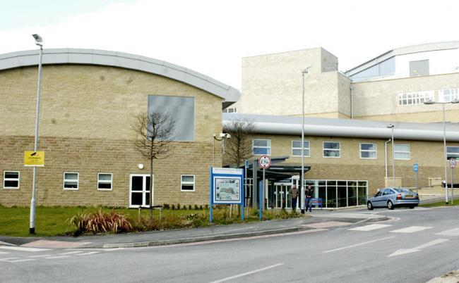 Burnley General Hospital, on Casterton Avenue