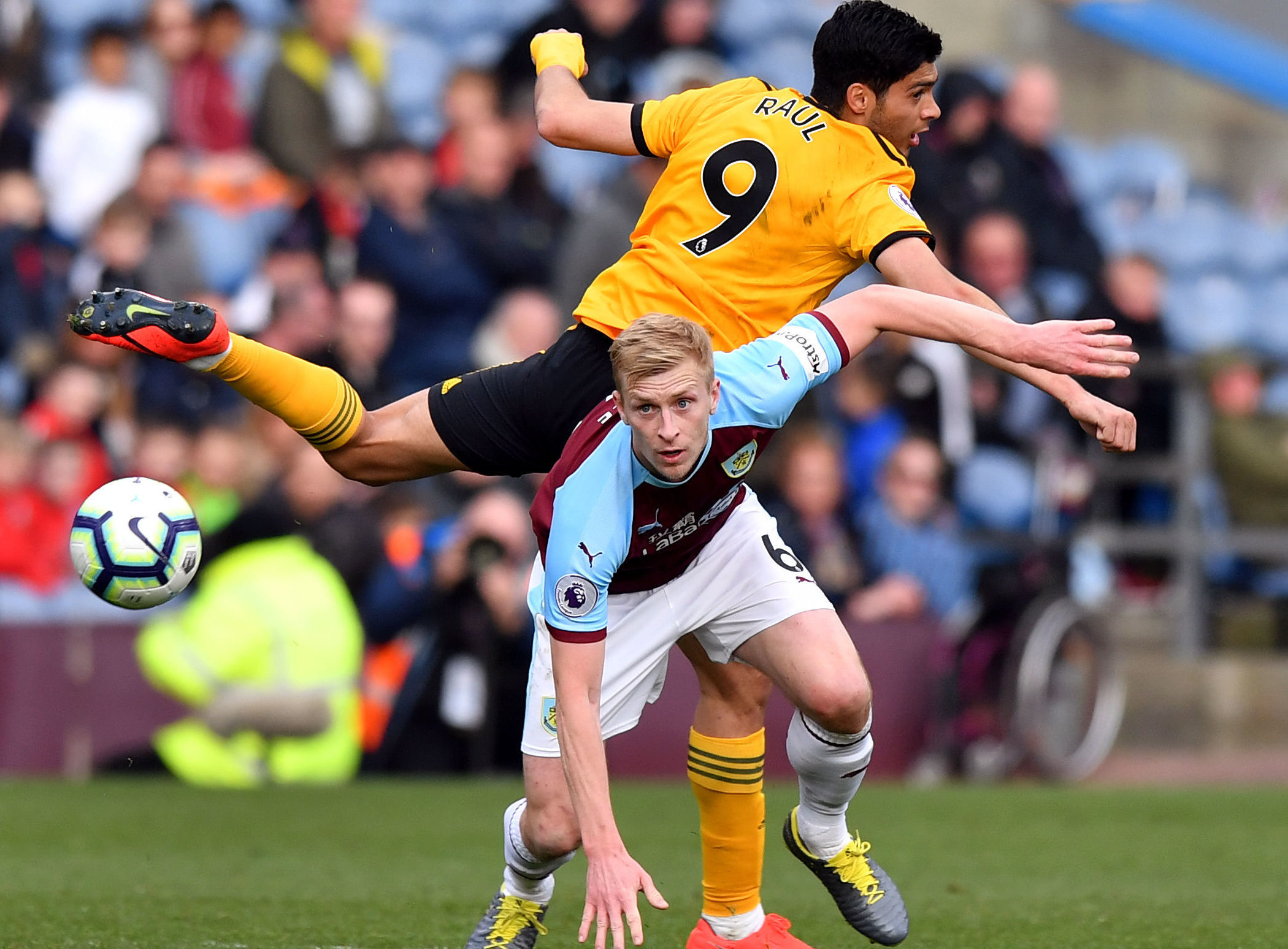 Ben Mee believes Burnley have a 'good cushion' in the race for survival