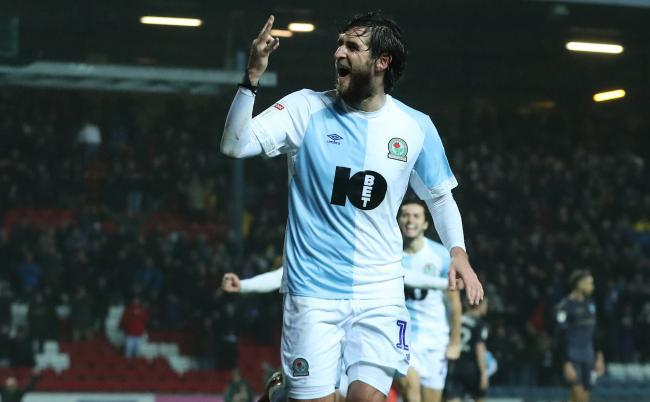 Danny Graham scored his 150th career goal as Rovers beat Forest 2-1