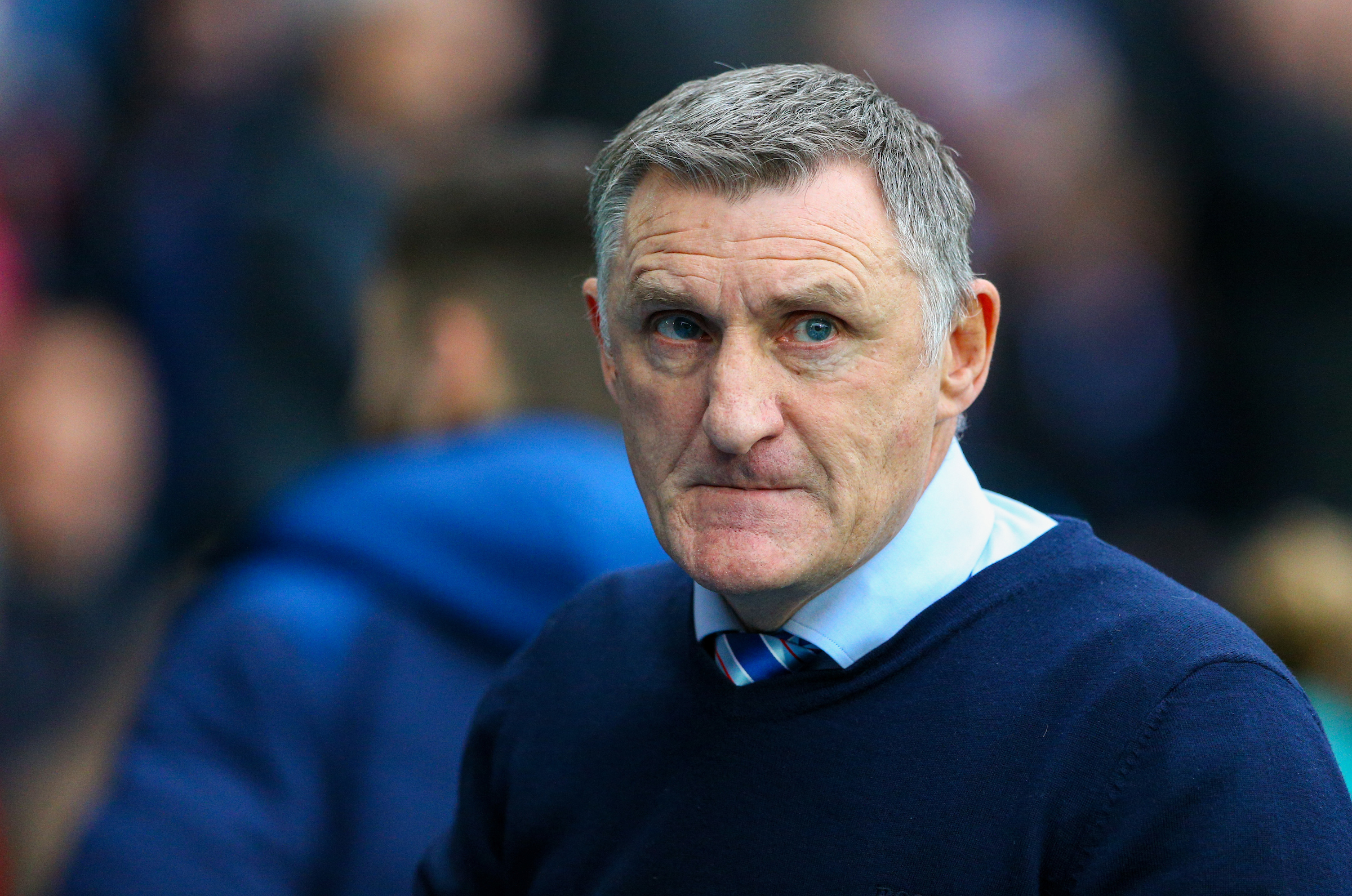 Rovers boss Tony Mowbray is happy with his side's 2-1 win over Nottingham Forest