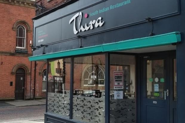 Thira on Darwen Street in Blackburn