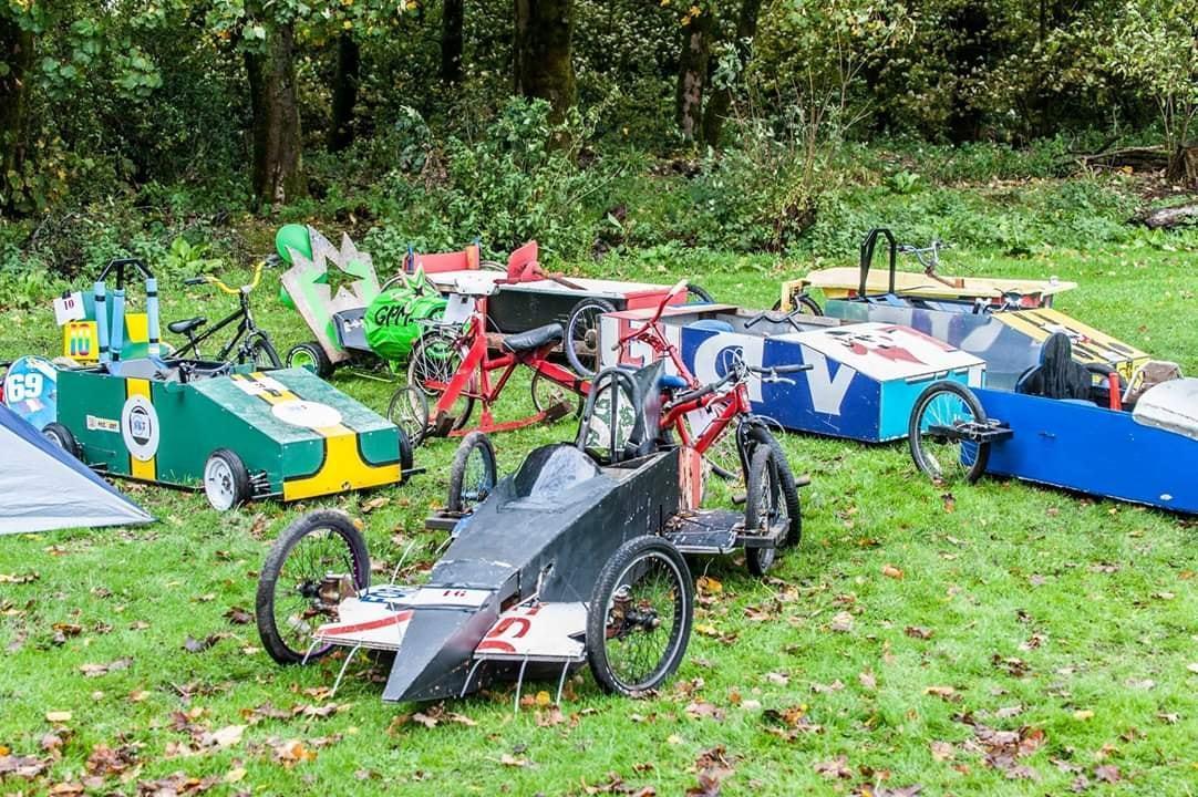 The Stubbylee Soapbox Race Is Back Lancashire Telegraph