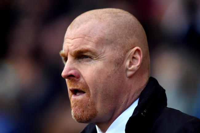 Dyche disappointed with second half performance as Clarets beaten by City
