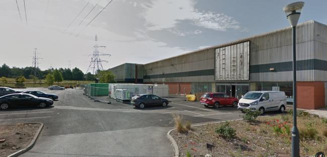 These units at the Peel Centre in Whitebirk could be converted into a Home Bargains store and a new gym
