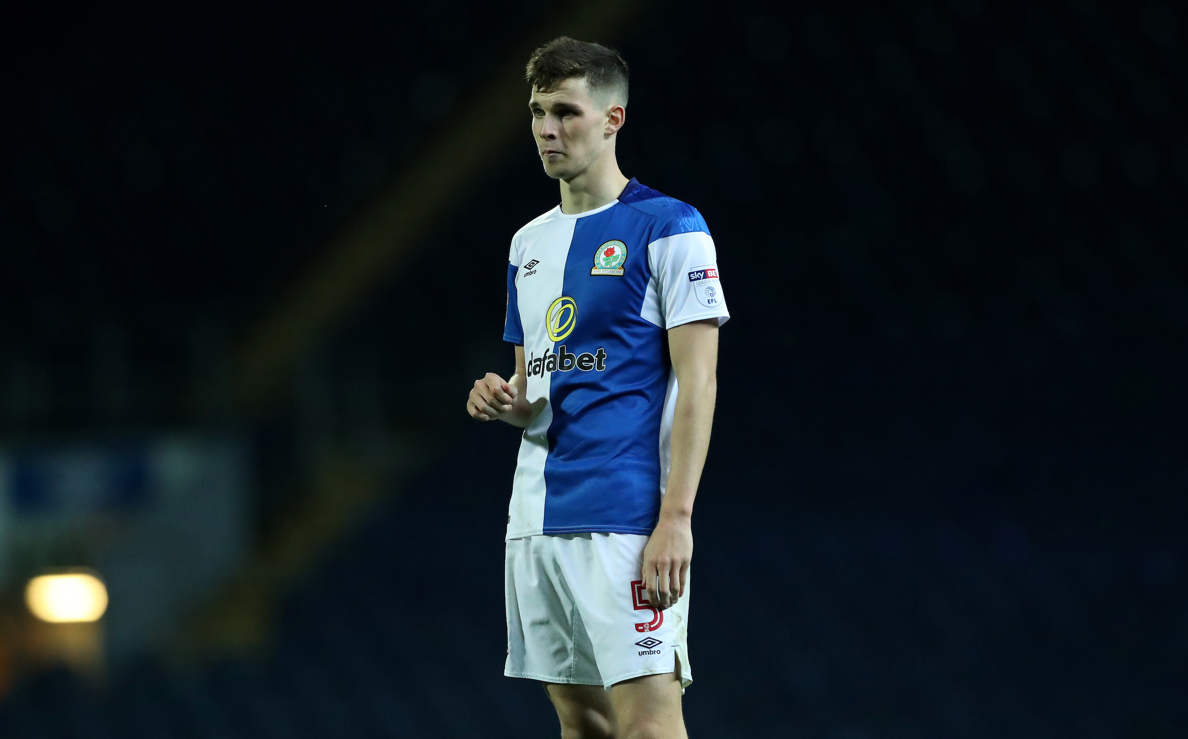 Sam Hart extended his stay at Rovers earlier this year