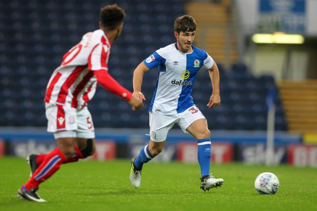 Jack Doyle made two senior appearances for Rovers