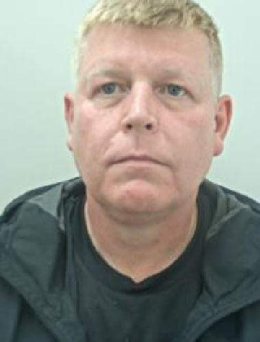 Steven Lord, 52, was sentenced to 20 years in prison for multiple historic sexual assault offences on three female victims under the age of 16