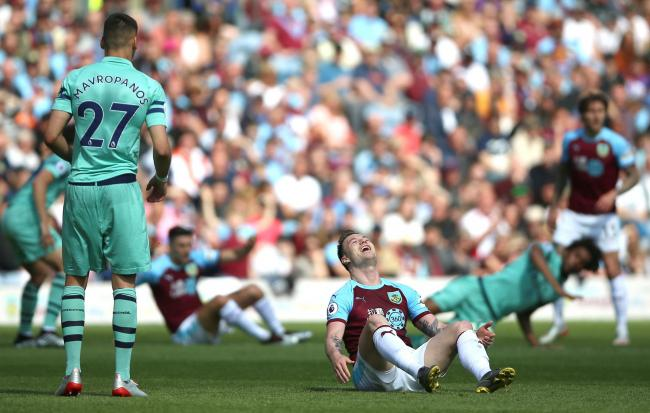 Burnley finished the season with defeat to Arsenal on the final day