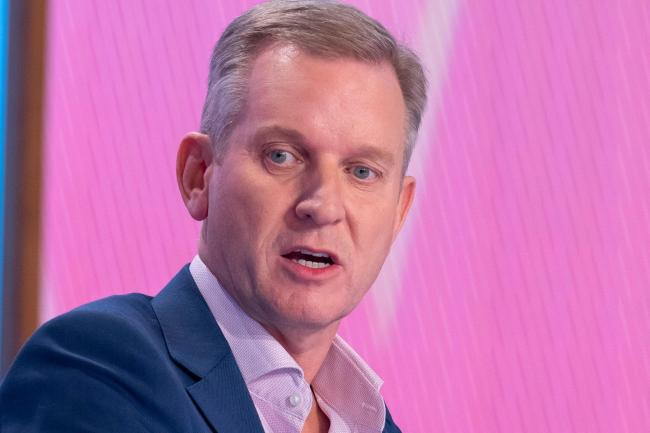 Jeremy Kyle Show has been permanently cancelled by ITV. Pic credit: Press Association