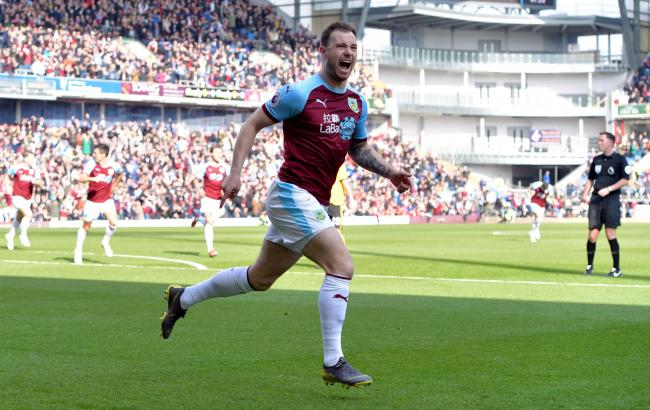 Ashley Barnes has had a fine season for Burnley
