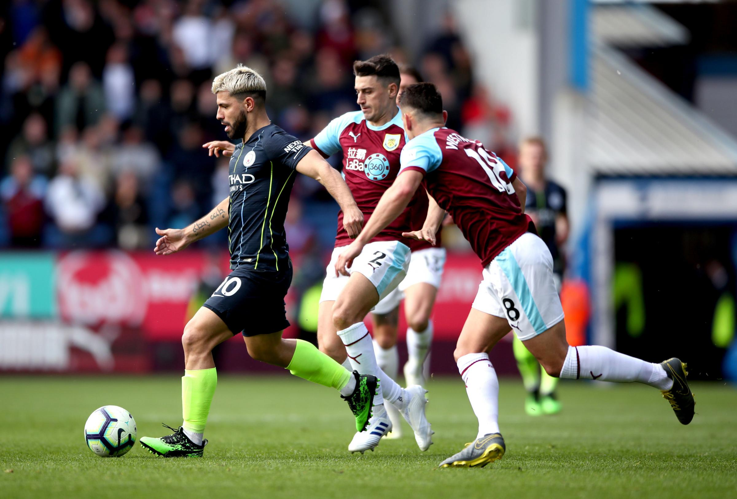 Matt Lowton ready to battle again for Burnley's right back spot