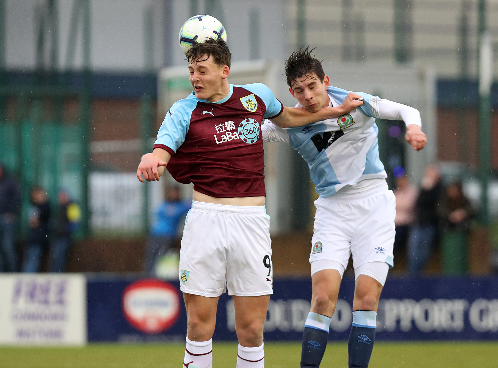 New-look Burnley Under-23s get back on track with victory