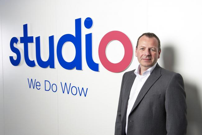 Paul Kendrick, managing director of Studio.co.uk