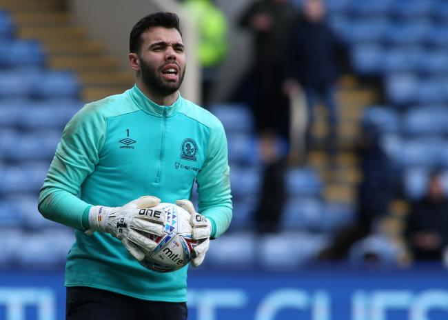 Rovers 'keeper David Raya will undergo surgery this summer