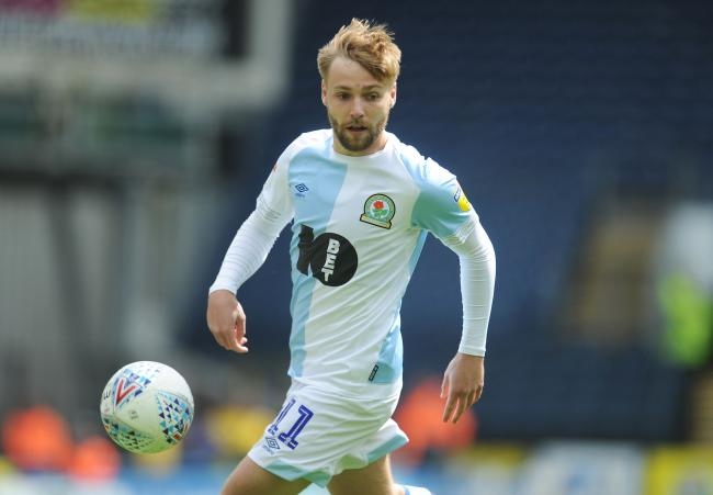 Harry Chapman featured in Rovers' final two games