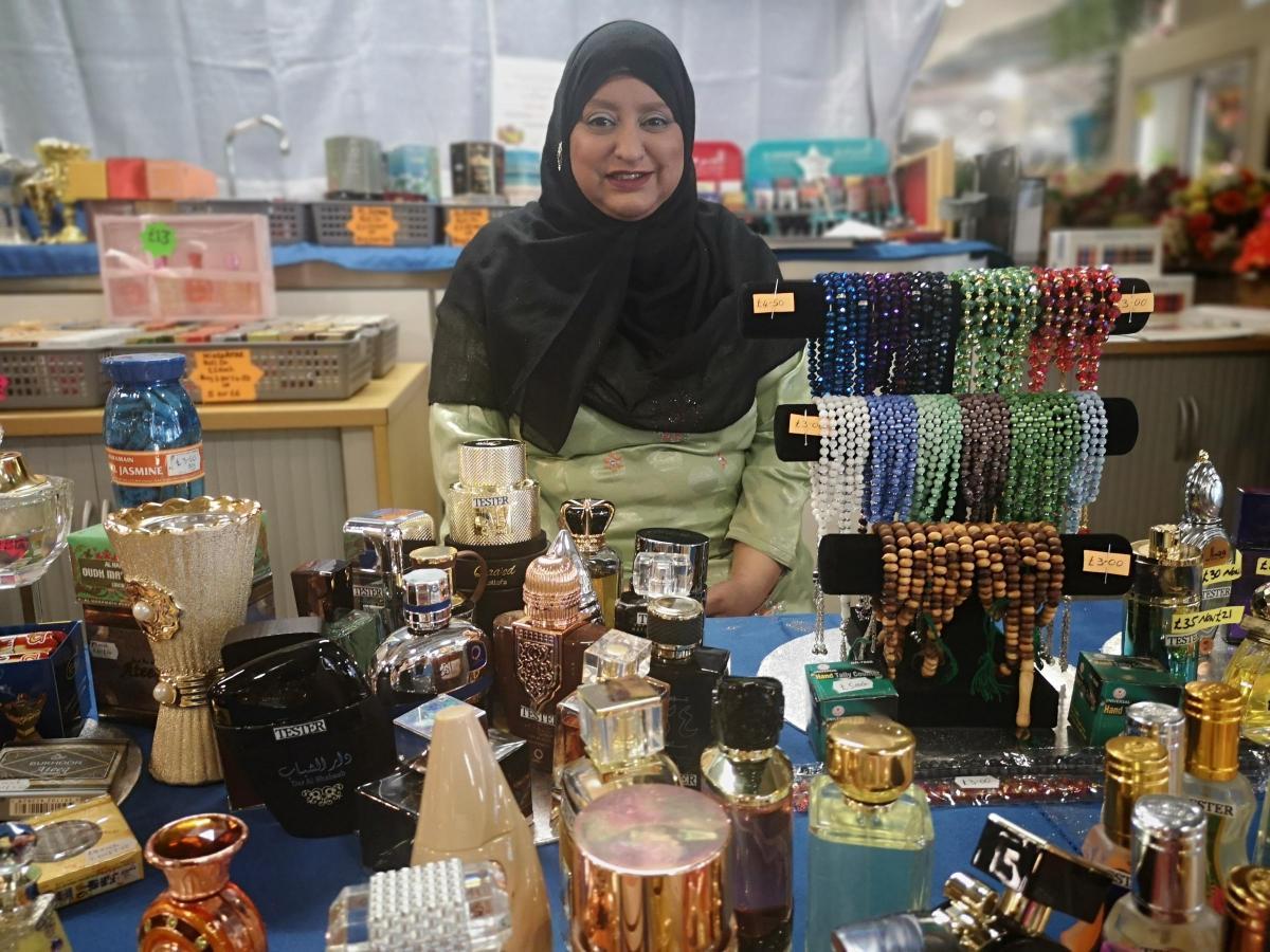 Rising interest in oriental oud perfume