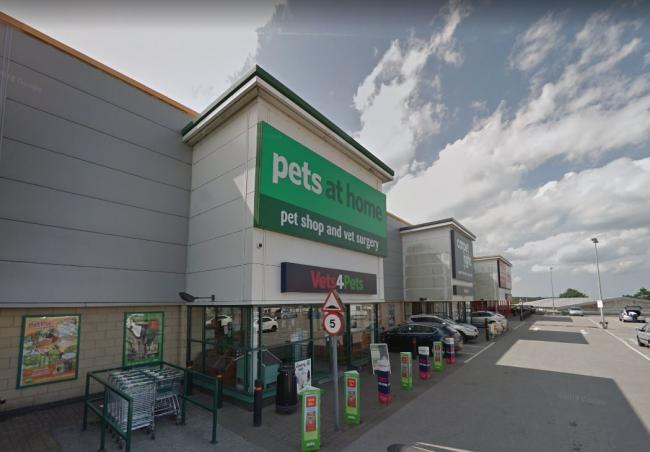 Pets at Home in Blackburn