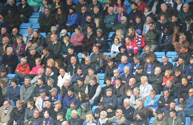 Rovers have sold over 2,100 season tickets so far