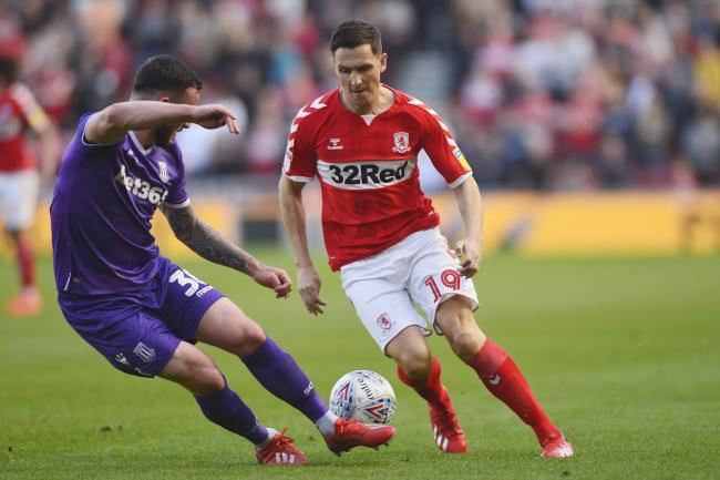 Stewart Downing is set to leave Middlesbrough