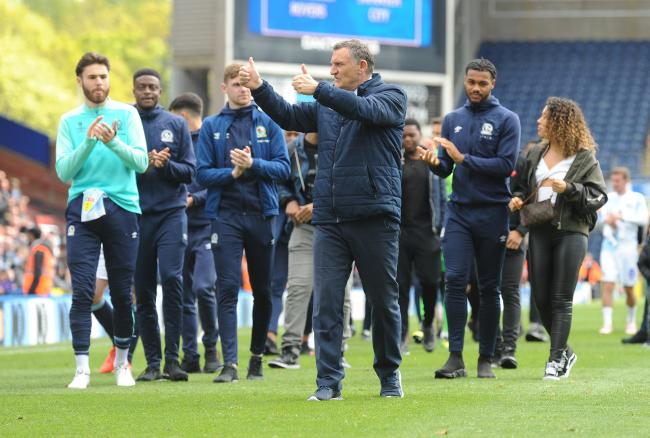 Tony Mowbray is excited by the future at Rovers