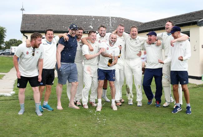 Oswaldtwistle Immanuel are the reigning Ribblesdale League champions
