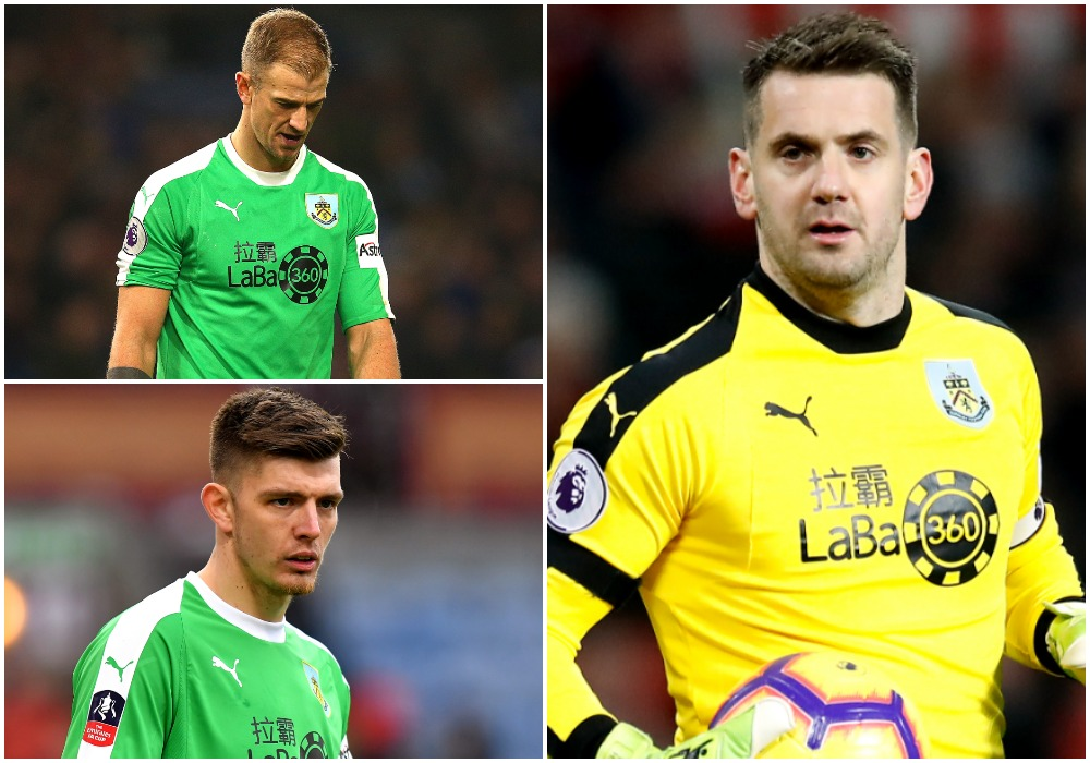 Clarets favourite Brian Jensen gives his take on Burnley's goalkeepers