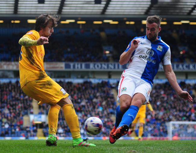Tommy  Spurr spent three seasons at Ewood Park
