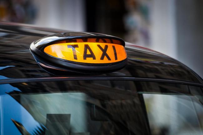 Taxi drivers snared in police operation