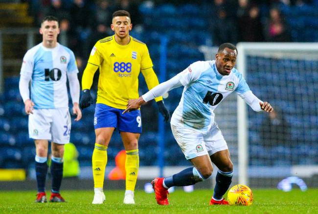 Rovers defender Ryan Nyambe made his Namibia debut on Sunday