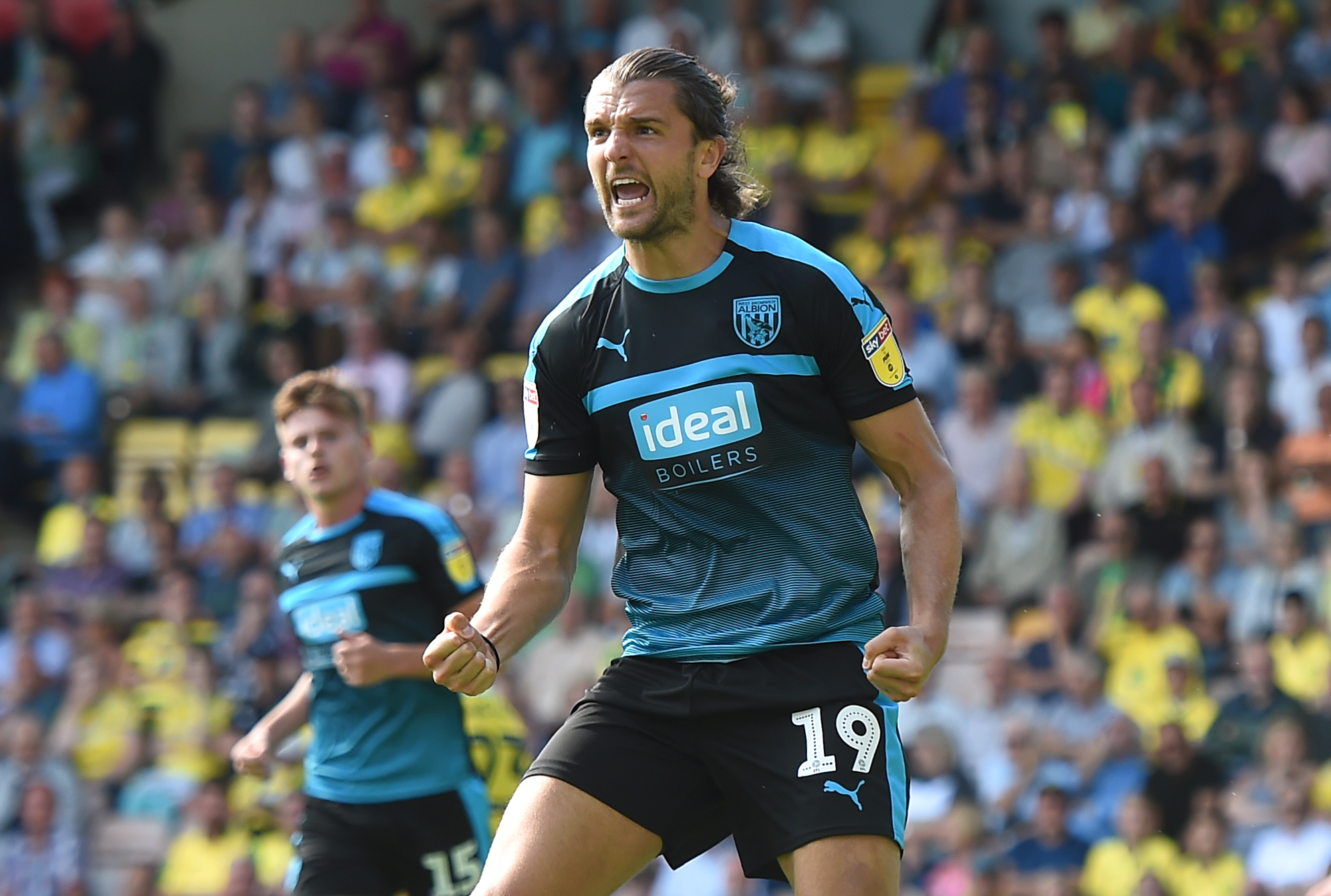 Burnley face fight to seal return for West Brom striker Jay Rodriguez