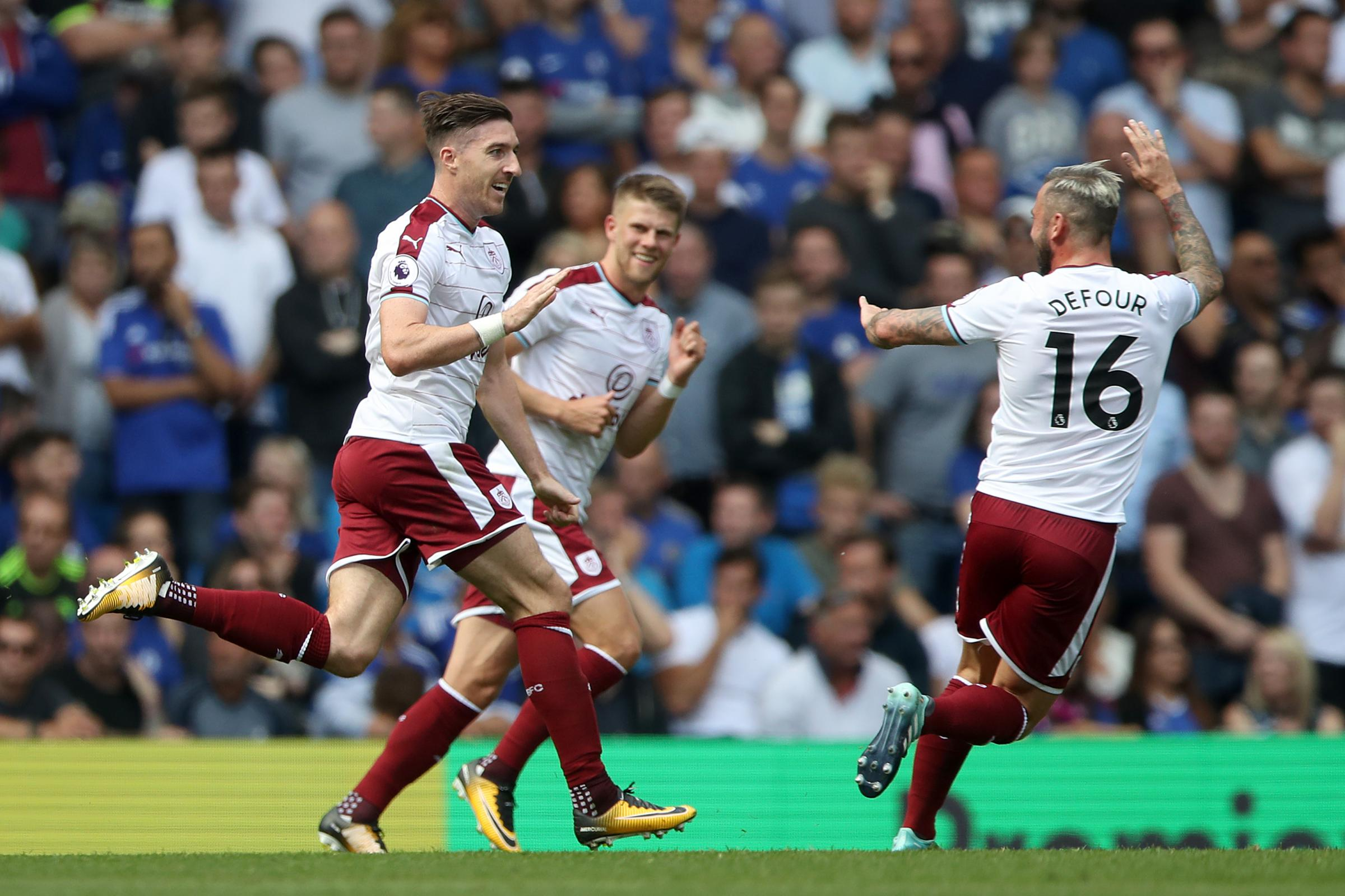 How Burnley have fared on the opening day of the Premier League season