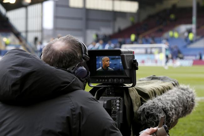 Burnley will have two games on Amazon Prime next season